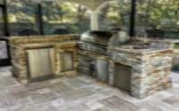 A Masterpiece Outdoor Kitchen